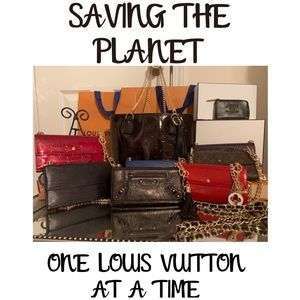 Handbags - All Luxury Bags Have Been Revamped/Repurposed!